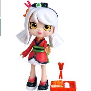 Shopkins Shoppies Sara Sushi